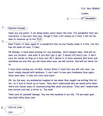 best photos of informal letter sample   how to format an informal    example informal letter friend