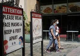 Los Angeles County mandates masks at ...