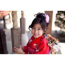 7歳の女の子 七五三 Truthトゥルースプラスのヘアスタイル 美容院