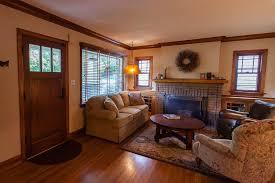 1920s Bungalow Living Room