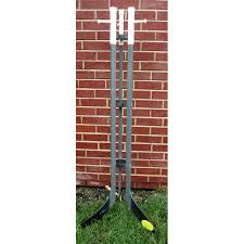 Standing Ski Coat Rack Mesmerizing Ski Chair Hockey Stick Free Standing Coat Rack Wayfair