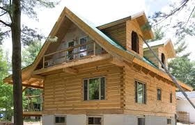 ecolog home under construction