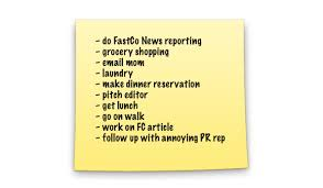 Daily To Do List Examples Heres How I Complete My To Do List Every Day
