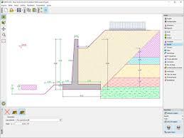 design cantilever wall