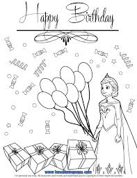 Small Picture 147 best Happy Birthsday coloring images on Pinterest Colouring