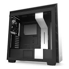 <b>Корпус NZXT H710</b> CA-H710B-W1 <b>White</b>/<b>Black</b> — купить в ...