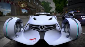 Mercedes benz silver lightning 1 concept cars futuristic cars. The Mercedes Benz Silver Arrow Or Silver Lightning Photos By Jaredmundo Need For Speed Most Wanted Nfscars