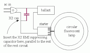 wiring diagram of fluorescent lamp capacitor wiring projects and tweaks on wiring diagram of fluorescent lamp capacitor