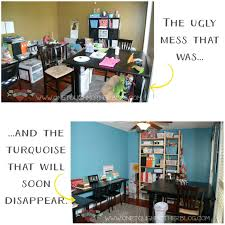 home office makeovers. Home Office Makeover Plans Makeovers  Before And After