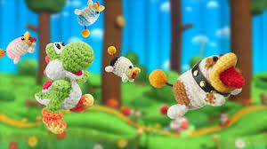 yoshi s woolly world hd wallpaper 13 1920 x 1080