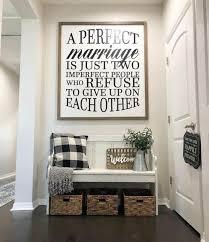 17 amazing entryway wall decor ideas to