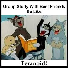 Study before Exam last Night... | Tom and jerry cartoon, Tom and jerry, Tom  and jerry memes