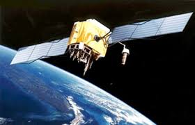Satellite IRNSS-1A