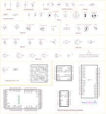 Circuit Diagram Symbols Key Catalogue Of Schemas