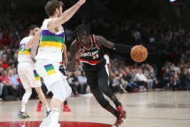 Wenyen Gabriel shows some offensive prowess but is still developing: Trail  Blazers season review, look ahead - oregonlive.com