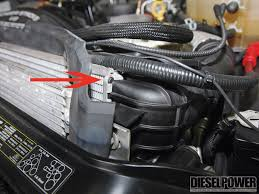 6 4l problems diesel power magazine Ford 6.0 Diesel Problems Ford 6 0 Wiring Harness Recall #27