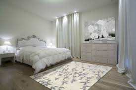 Bedroom rug Contemporary Contemporary Rugs Blossom Bedroom Rugs