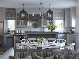 Lantern Lights Over Kitchen Island Kitchen Island Styles Colors Pictures Ideas From Hgtv Hgtv