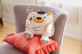 hallmark gift ideas autograph graduation bear lovehallmarkca