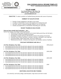 resume for nursing assistant with no experience    resume    resume for nursing assistant with no experience