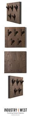Flip Coat Rack Umbra Flip 100 Hook Natural Large modern designer coat rack by Umbra 64