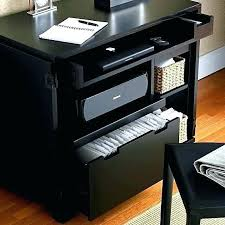 compact office cabinet. Compact Office Furniture Cabinet Printer Storage Incognito Ebony In . O