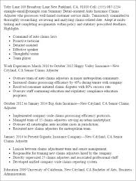 cover letter for insurance claims adjuster job - Cover Letter For Claims  Adjuster
