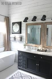Our DIY FarmhouseStyled Bathroom Makeover - Bathroom makeover