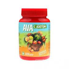 Купить <b>удобрение AVA универсальное</b> с азотом, 500г почтой по ...