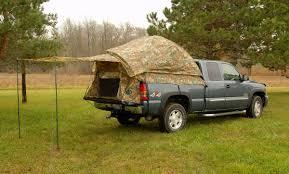 Napier Sportz III Camo Truck Tent
