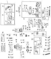 pro manual new upholstery cleaner for use with rug doctor parts diagram beautiful bis 9200 2 parts list and diagram ereplacementparts of rug