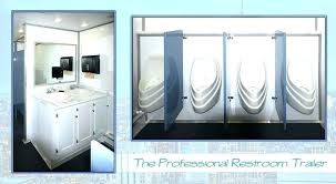 Portable Bathroom