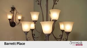 Jeremiah Lighting Barrett Place Collection