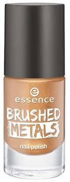 <b>Лак</b> Essence <b>Brushed</b> Metals, 8 мл — купить по выгодной цене на ...