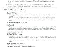 Catchy Resume Titles Mazard Info