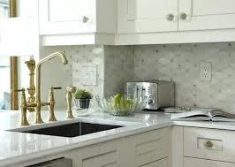 Neutral Backsplash Unique Ideas Beautiful Inspiration Kitchen Fair Small Room Paint Color A Mosaic