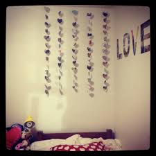 diy your dorm heart strings her campus home decor peacock home