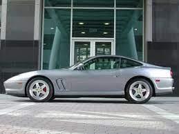 2001 Ferrari 550 Maranello 2dr Coupe Pricing And Options