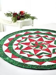 round table topper in the pattern top ideas diy
