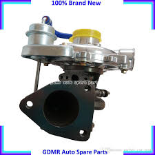 CT16 17201-OLO30 17201-0L030 Turbo Turbocharger For TOYOTA Hilux ...