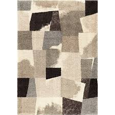 orian rugs plush abstract rampart slate area rug