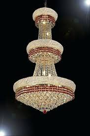 moroccan style chandelier french empire crystal chandelier chandeliers style lighting trimmed with ruby red crystal good