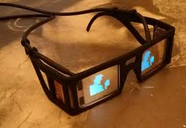 Vision Assistance Smart Glasses For Vision Impaired Mivision