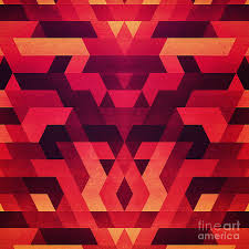 Abstract Pattern Gorgeous Abstract Geometric Triangle Texture Pattern Design In Diabolic
