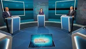 Jun 27, 2021 · neues triell: Deutschland Scholz Gewinnt Erstes Tv Triell Politik Und Institutionen Tgr Tagesschau