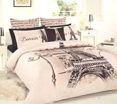 inspiring paris themed duvet covers 29 on trendy with bed sheets