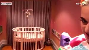 Celebrity | katy perry revealed the punny nickname she gave her daughter inside of her belly and dishes on becoming a mom. The National Desk Tnd Katy Perry Shows Off Baby Nursery That Will Leave Her Plenty Of Work To Do If The Ultra Sound Was Wrong And She Has A Boy Facebook