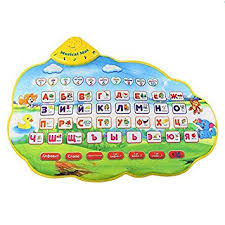 Although the russian alphabet closely reflects pronunciation, it's not an exact phonetic representation of the spoken language. Buy Toogoo R Children Learning Mat Russian Language Toy Funny Alphabet Mat Learning Education Phonetic Sound Carpet Online At Low Prices In India Amazon In