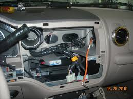 how to kenwood dnx 5140 install ford expedition forum