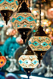 turkish style lighting. turkish lamps istanbul instead of a chandelier hang lanterns for tea lights so pretty but expensive style lighting